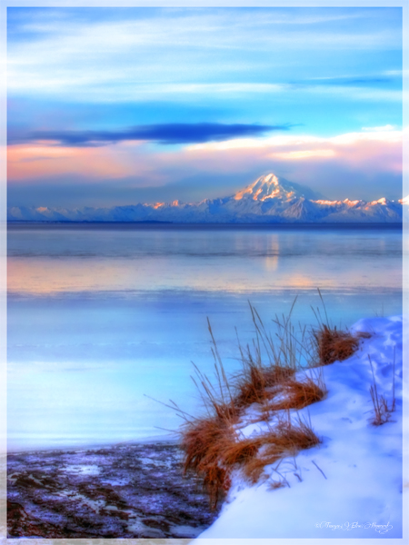 Mount Redoubt, Kenai, Alaska