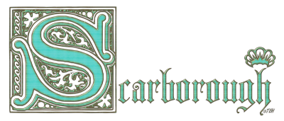 Scarborough Ornate Logo PS