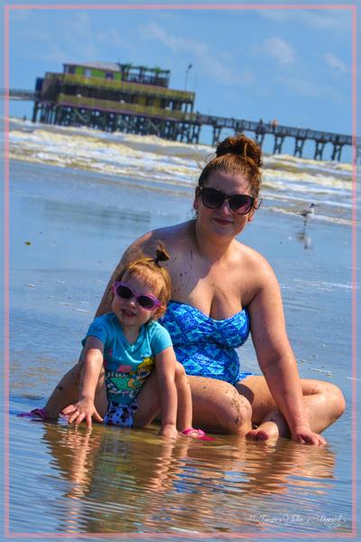 Playtime On Galveston Beach 4330A-TH-1222